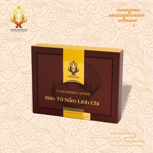 Bào Tử Nấm Linh Chi (10gói/hộp) - Hình 1