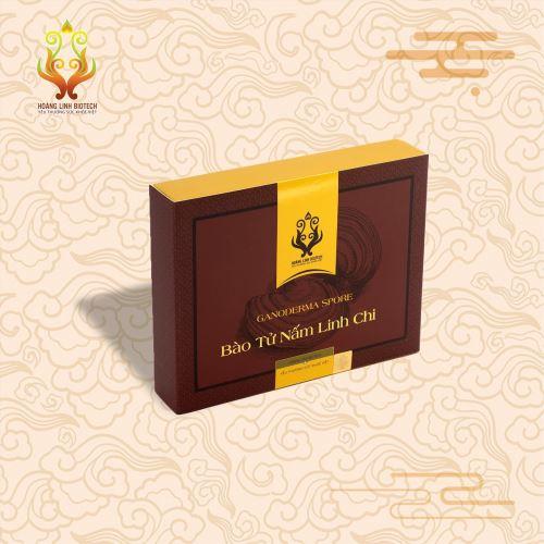 Bào Tử Nấm Linh Chi (10gói/hộp) - Hình 3