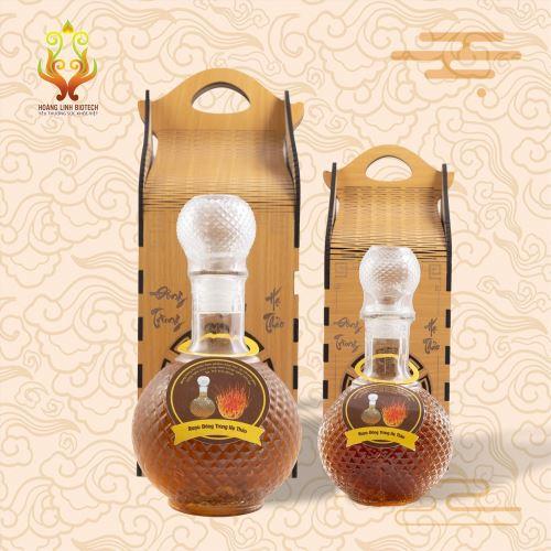 Rượu Đông Trùng Hạ Thảo HLB Dành Cho Nam (500ml)