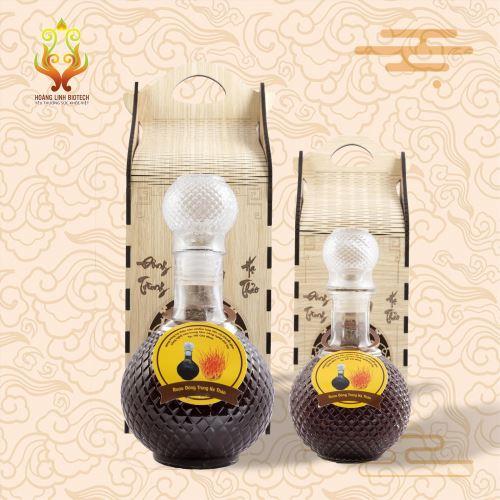 Rượu Đông Trùng Hạ Thảo HLB Dành Cho Nữ (500 ml)