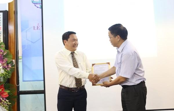 Sở KHCN trao chứng nhận Doanh nghiệp Khoa học và Công nghệ cho Hoàng Linh Biotech - Hình 2