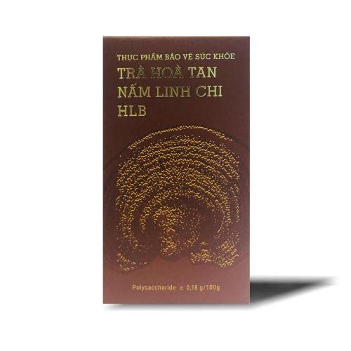Trà Hòa Tan Nấm Linh Chi HLB - Hình 2