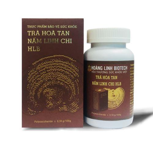Trà Hòa Tan Nấm Linh Chi HLB