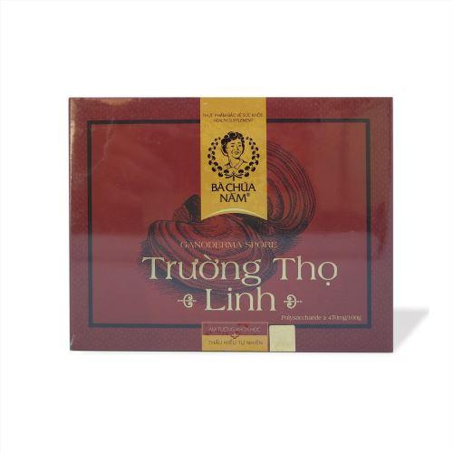Trường Thọ Linh - Bào tử Linh Chi (10 gói) - Hình 1
