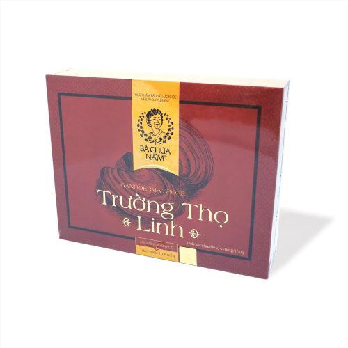 Trường Thọ Linh - Bào tử Linh Chi (10 gói) - Hình 2